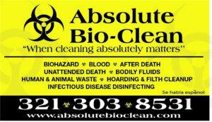 Biohazard Cleanup Orlando  Blood CLeanup Orlando  Crime Scene Cleanup Orlando  After Death Cleanup Ocala